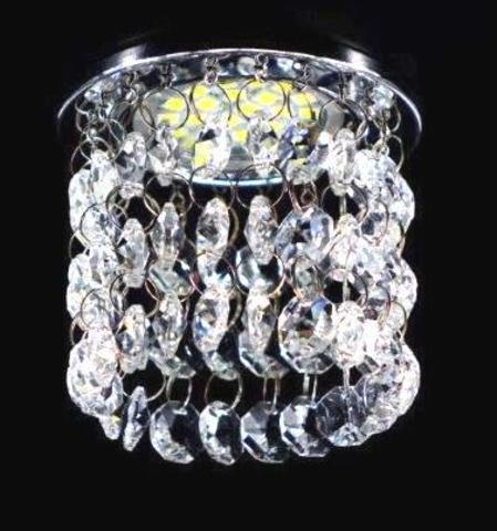 Встраиваемый светильник 3208-8C Хром