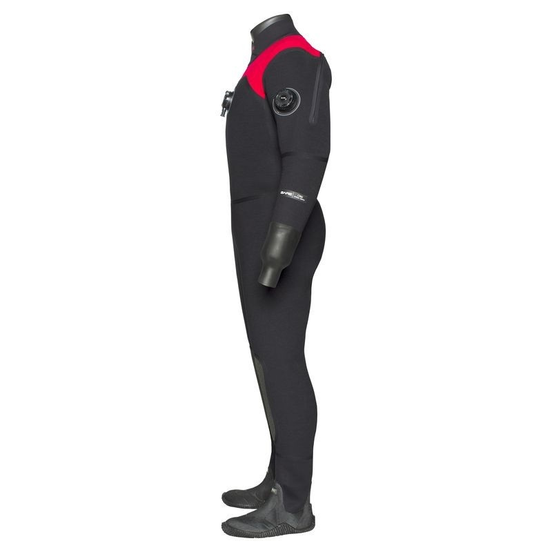 Сухой гидрокостюм Bare D6 Pro