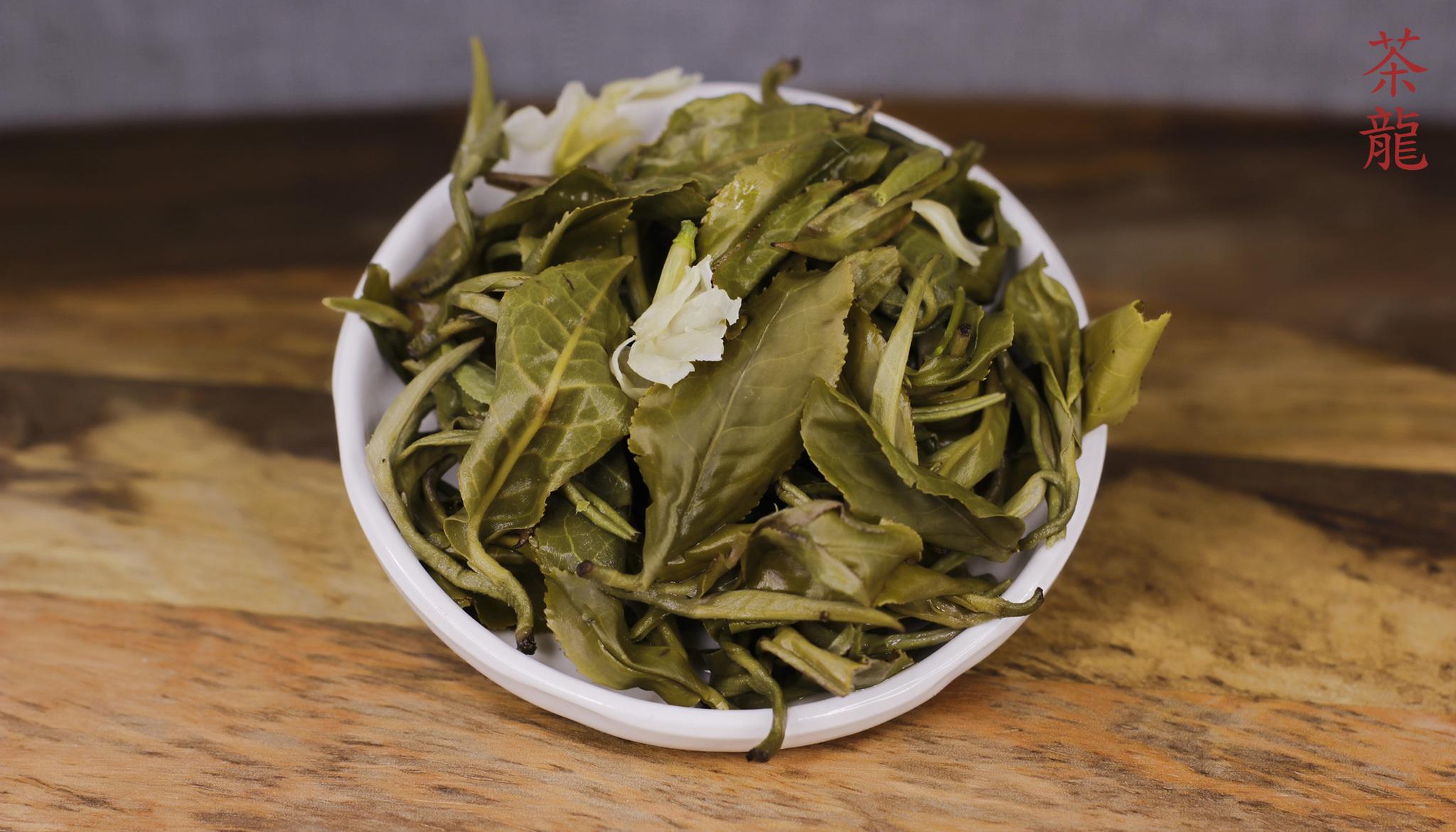 Жасминовый чай династии Тан