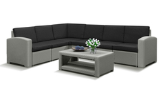 Комплект мебели IDEA GRAND FIVE (Grey)