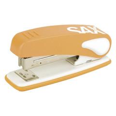 Степлер SAX DESIGN 239 (24/6, 26/6) 25 листов, оранжевый