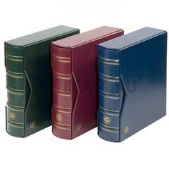 Альбом для 200 FDCs или конвертов размером 195x130 mm, включая шубер, бордовый