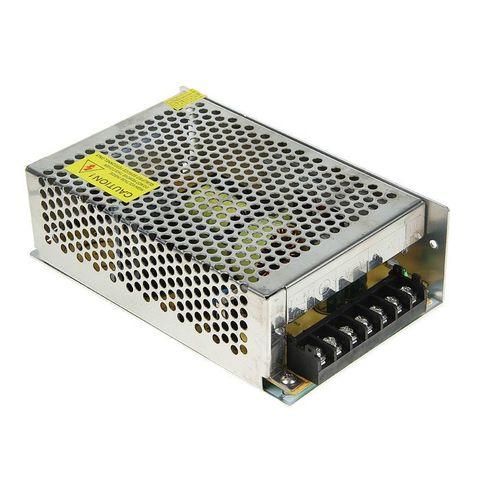 Блок питания 250Вт-12В-IP20 для светодиодных лент и модулей, металл TDM