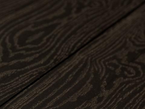 Террасная доска SW Fagus, тангенциальный распил. Цвет темно-коричневый.