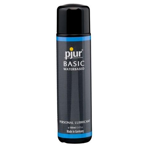 Легкий лубрикант pjur BASIC Waterbased - 100 мл.