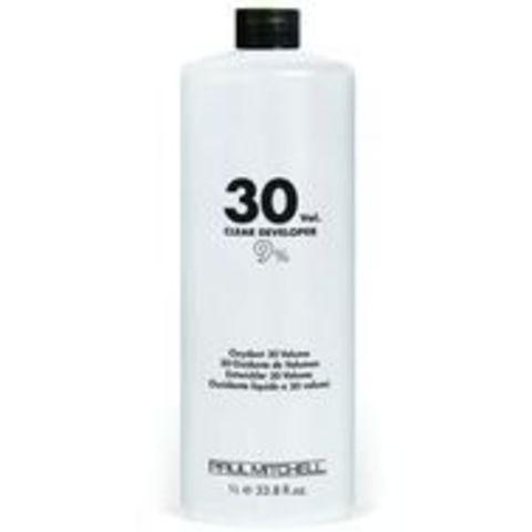 Paul Mitchell COLOR Clear Developer 30vol  Жидкий окислитель-проявитель 9% 1л