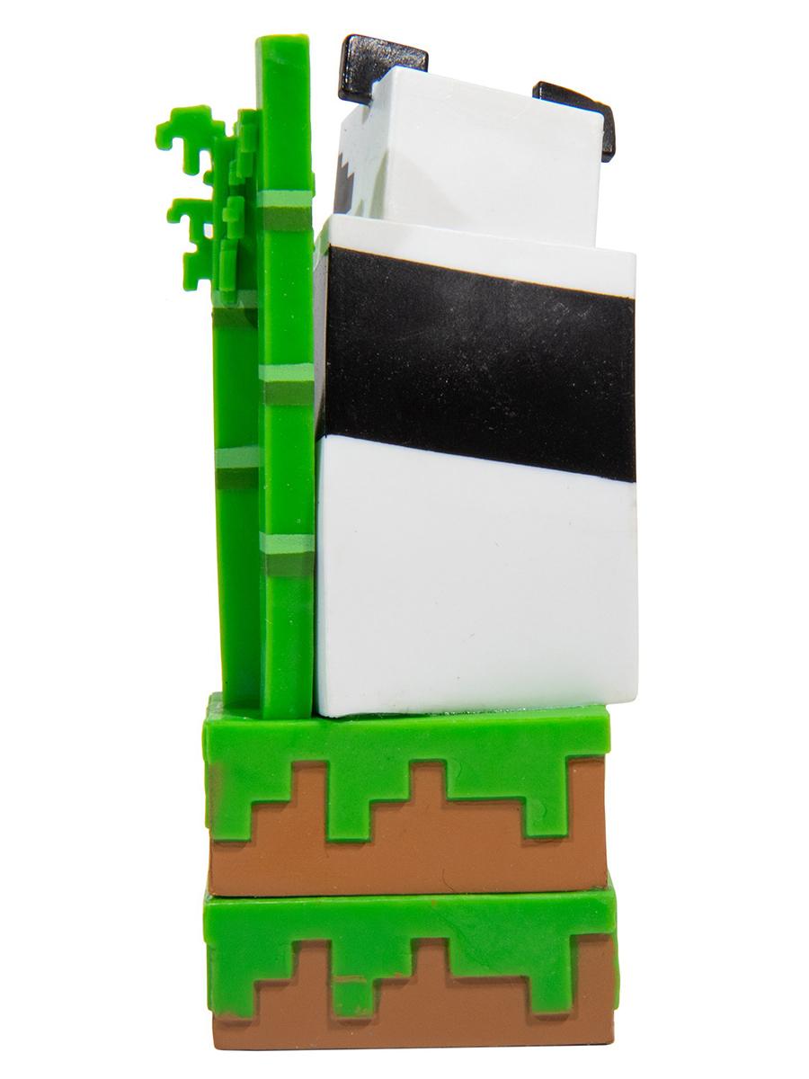 Фигурка Minecraft Adventure figures серия 4 Panda 10см