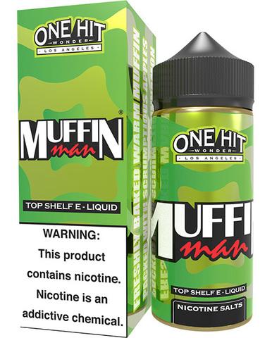Жидкость One Hit Wonder 100 мл Muffin Man