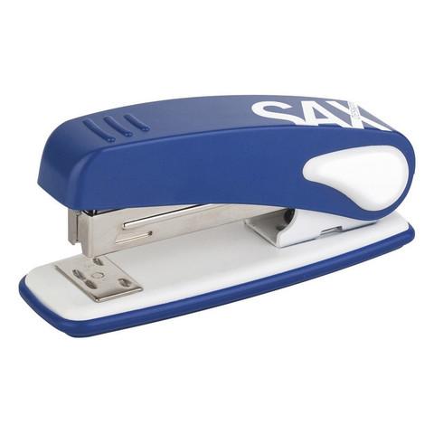 Степлер SAX DESIGN 239 (24/6, 26/6) 25 листов, синий