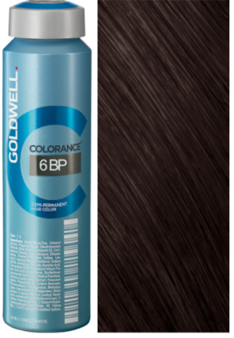 Goldwell Colorance 6BP жемчужный светлый шоколад 120 мл