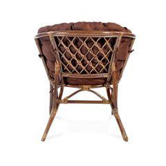 Комплект кофейный БАГАМА S (стол, 2 кресла, диван, подушка твил)