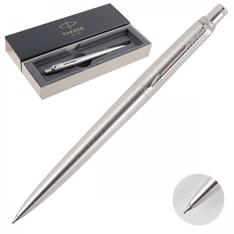 1953381 Parker Jotter Core Stainless Steel CT Механический карандаш