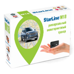 Поисково-мониторинговый трекер StarLine M18