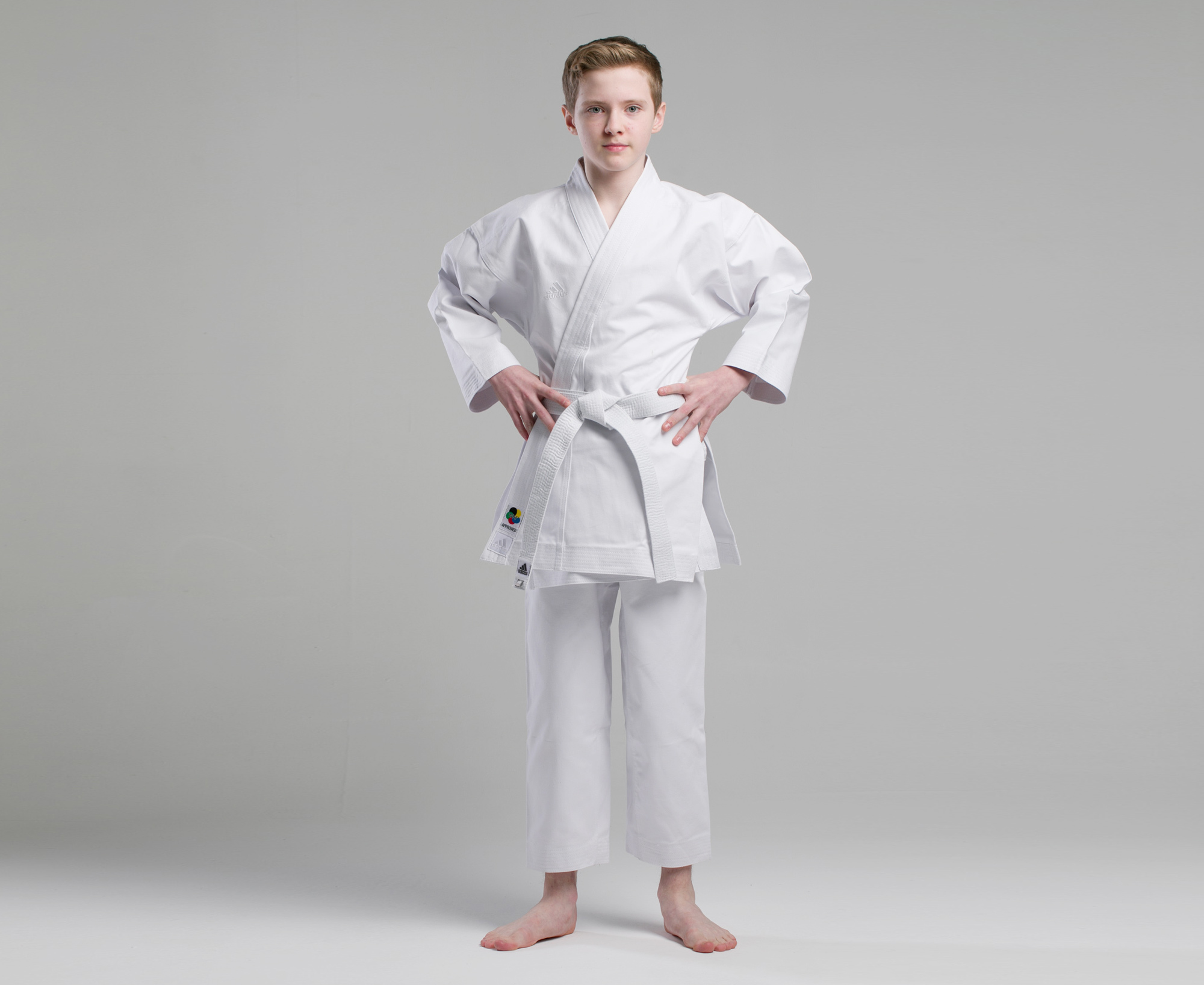 Кимоно КИМОНО ДЛЯ КАРАТЕ KIGAI EUROPEAN CUT WKF БЕЛОЕ kimono_dlya_karate_kigai_european_cut_wkf_beloe.jpg