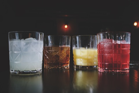 Набор 5 предметов Whisky Set 5, артикул 98196. Серия Highland