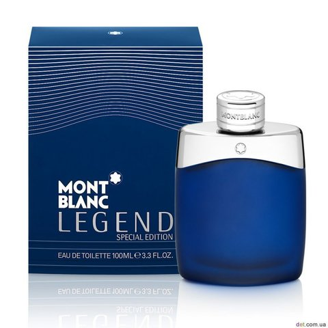 Legend Special Edition Mont Blanc, 100ml, Edt