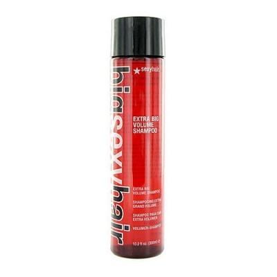 Sexy Hair Big: Шампунь для дополнительного объема волос без сульфатов и парабенов (Color Safe Extra Volumizing Shampoo), 300мл/1л