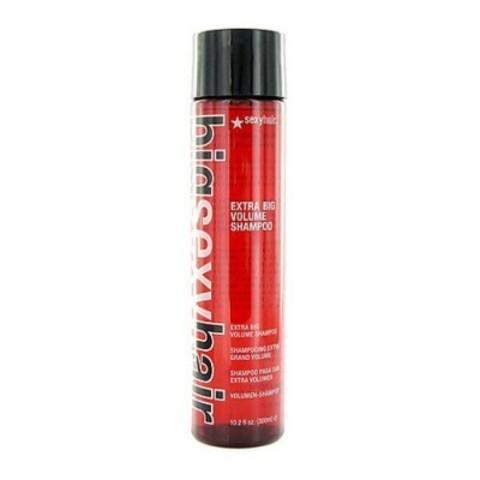 Sexy Hair Big: Шампунь для дополнительного объема волос без сульфатов и парабенов (Color Safe Extra Volumizing Shampoo), 300мл