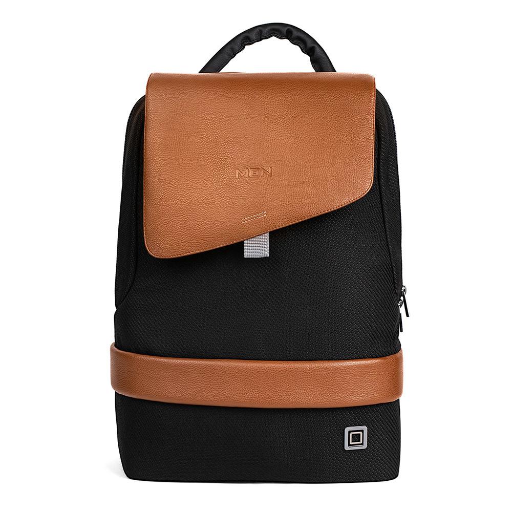 Сумки для коляски Moon Рюкзак Backpack Brown 2021 K21_BACKPACK_68210030_brown_front.jpg