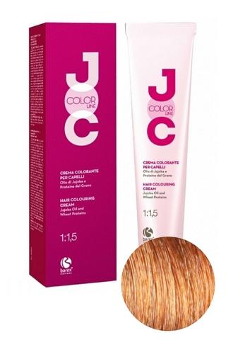 Крем-краска для волос 8.43 светлый блондин медно-золотистый JOC COLOR, Barex