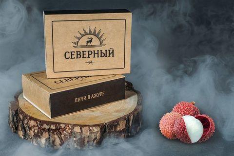 Табак для кальяна Северный - Личи в ажуре