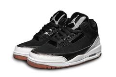 Air Jordan 3 Retro 'Black/White'