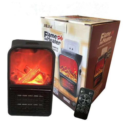 Обогреватель мини портативный flame heater