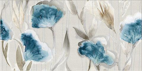 Декор Aura Marfil Floris Decor 315х630