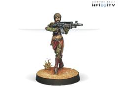 Odalisque (вооружена Rifle + Light Shotgun)