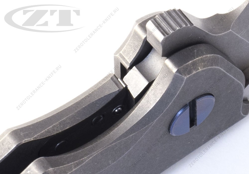 Нож Zero Tolerance 0392 First 10 Hinderer - фотография