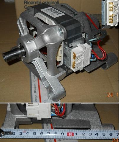 Мотор стиральной машины ARISTON, INDESIT