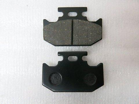 Тормозные колодки Kawasaki KDX Suzuki DR задние