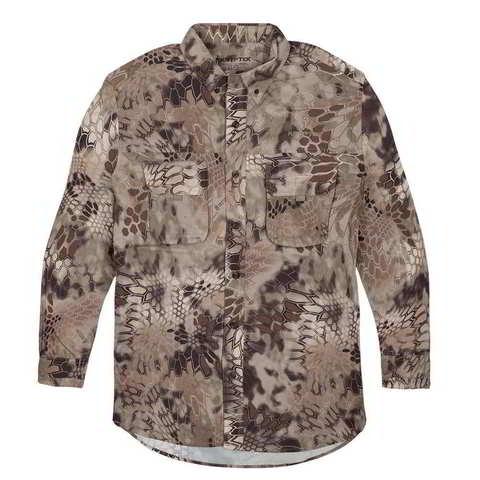 Рубашка KRYPTEK ADVENTURE II (Highlander)