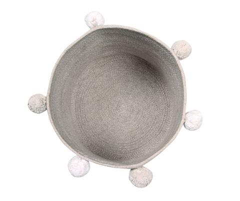 Корзина Lorena Canals Bubbly Grey (30 x Ø30 см)