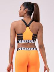 Топ NEBBIA Lift Hero Sports mini top 515 ORANGE