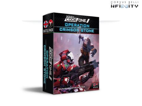 Battle Pack Operation Crimson Stone (EN)