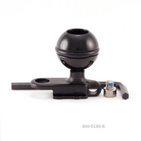 Комплект для фонаря SOLA: D-кольцо и шаровый фотоадаптер