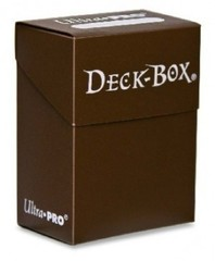 Brown Deck Box (UP)
