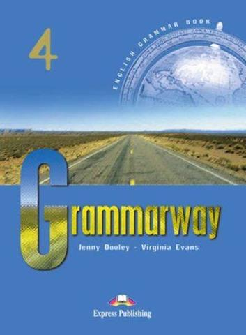 Grammarway 4. Student's Book. Intermediate. Учебник