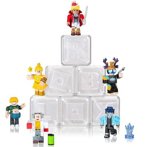Роблокс Тайный набор Знаменитостей из 6 штук, серия 6 Жемчужные
