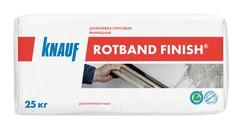 Шпаклёвка Knauf Ротбанд Финиш гипсовая финишная, 25 кг