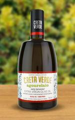 Оливковое масло Creta Verde agourelaio 750 мл