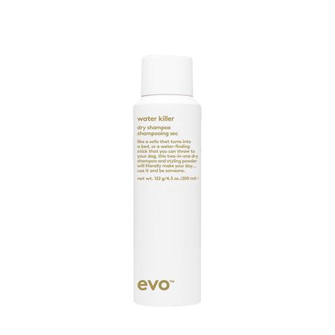 EVO Сухой шампунь-спрей полковник су-[хой] Water Killer Dry Shampoo