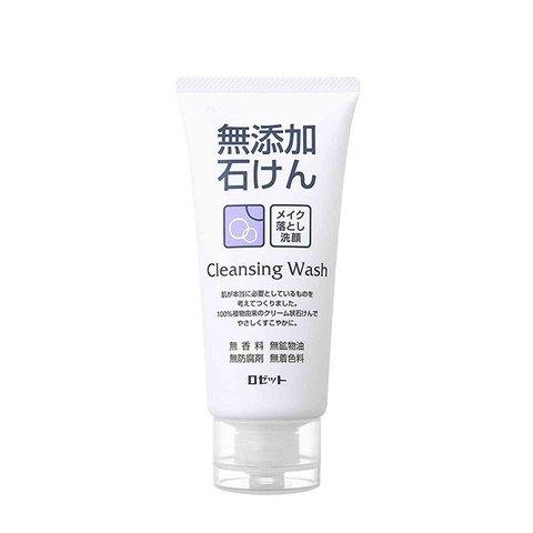 Очищающая пенка для снятия макияжа Rosette для чувствительной кожи 120 гр