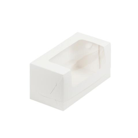 Коробка для рулета/кекса 20×10×10см.(белая)