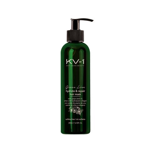KV-1 Маска Кондиционер для увлажнения и восстановления волос Green Line Hydrate & Repair Hair Mask