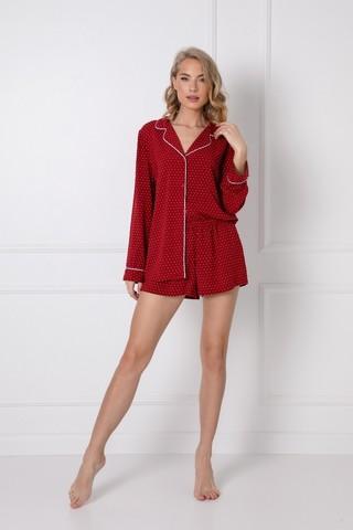 Пижама женская с шортами ARUELLE MICHAELA