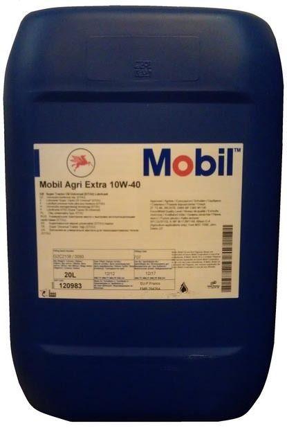 120983 MOBIL AGRI EXTRA 10W-40 синтетическое масло для сельскохозяйственной техники артикул 20 Литров купить на сайте официального дилера Ht-oil.ru