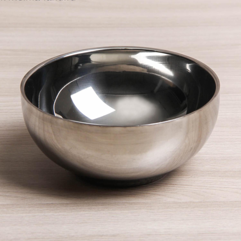 Чашка для слайма стальная 350 мл