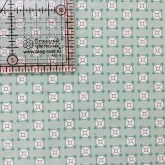 Ткань для пэчворка, хлопок 100% (арт. RK0104)